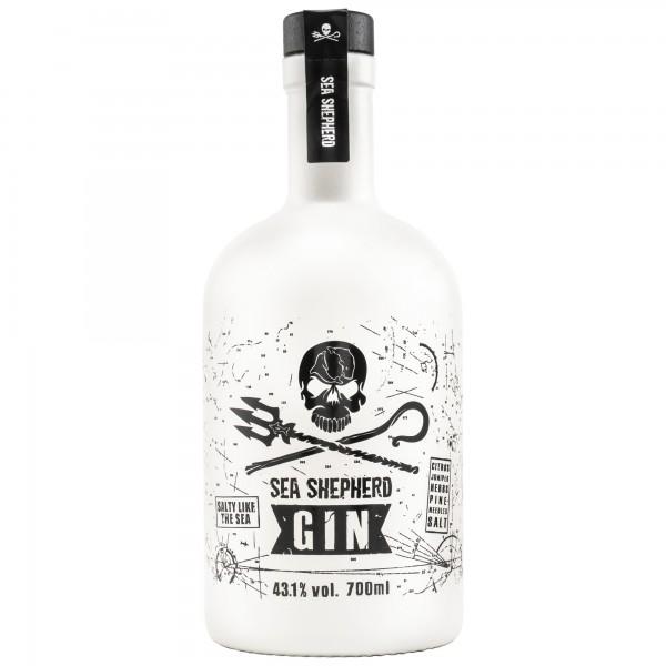 Sea Shepherd Gin 43,1 %Vol Neue Ausführung