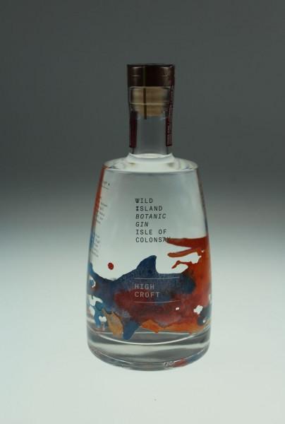 "Wild Island ""High Croft"" Gin (Isle of Colonsay) 43,4% NEU bei Alba Import"