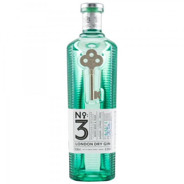 No. 3 London Dry Gin - 46% Vol