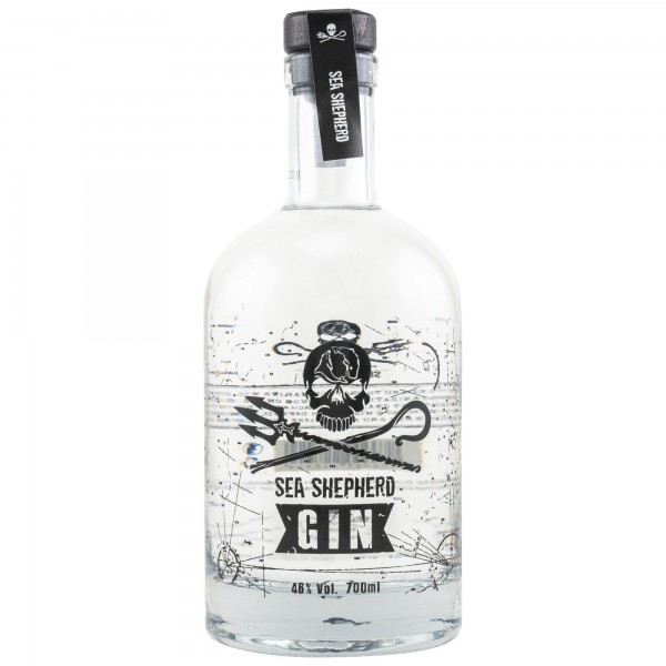 Sea Shepherd Gin 46 %Vol