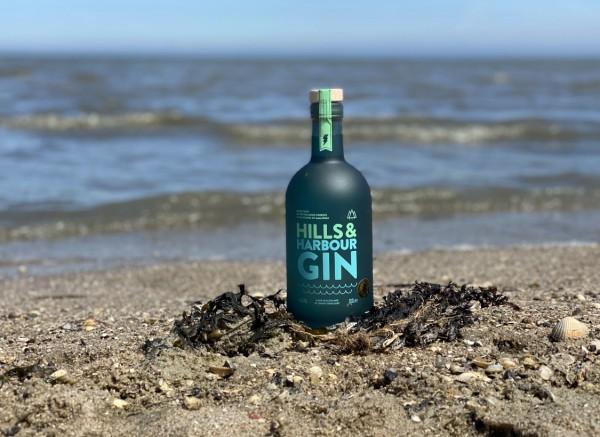 Hills & Habour Gin 0,7l, 40 % Vol