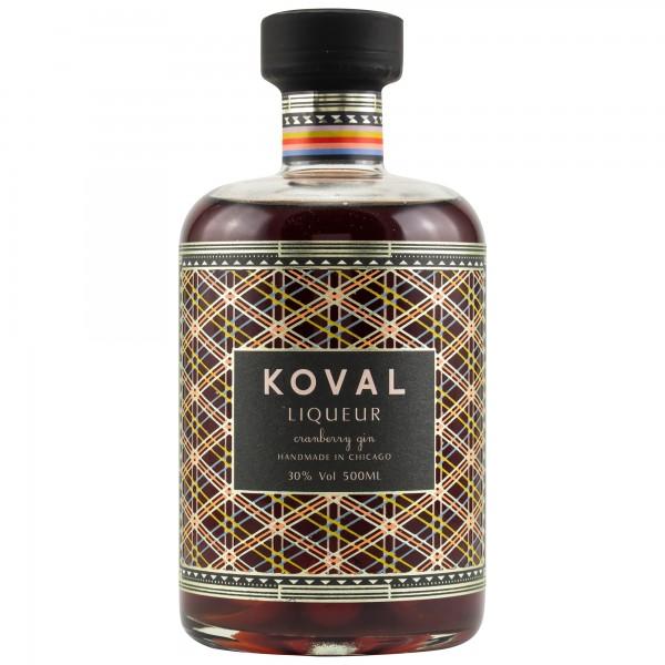 Koval Cranberry Gin Liqueur 30 %Vol 0,5l